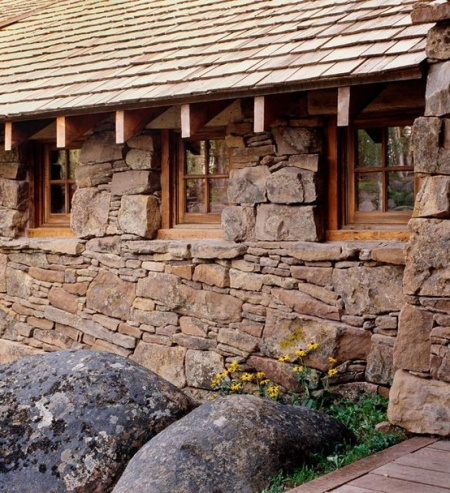 Miller Architects,  Mountain Lodge