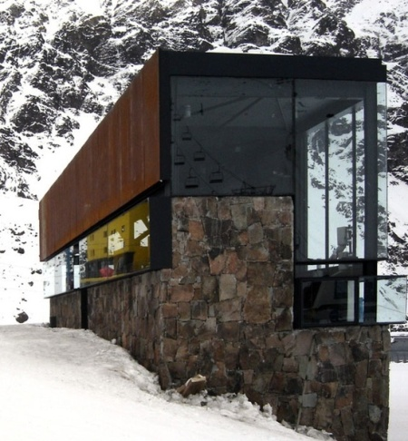 Raising our sights architecturally architecture of for Lawson adventure cabins