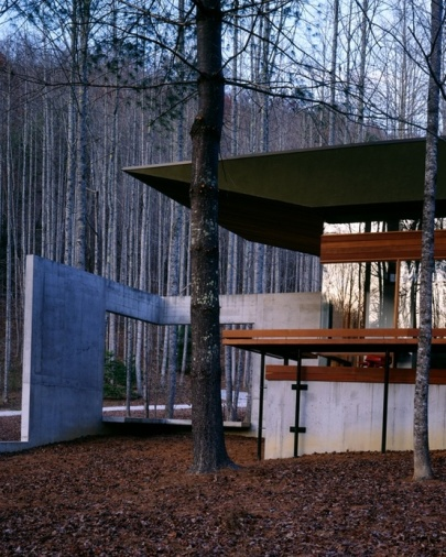 Mack Scogin Merrill Elam Architects, Mountain House