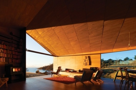 John Wardle Architects, Shearers Quarters; Image-Trevor Mein