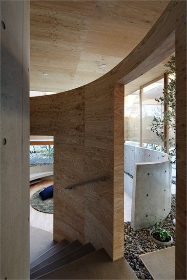 UID Architects Associates, Pit House