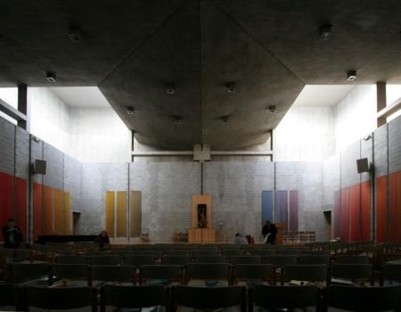 Louis Kahn, First Unitarian Church, Rochester