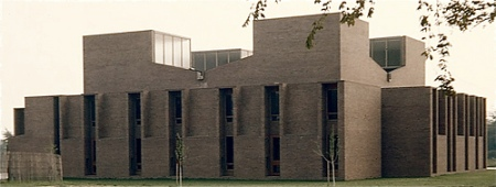 Louis Kahn, First Unitarian Church, Rochester