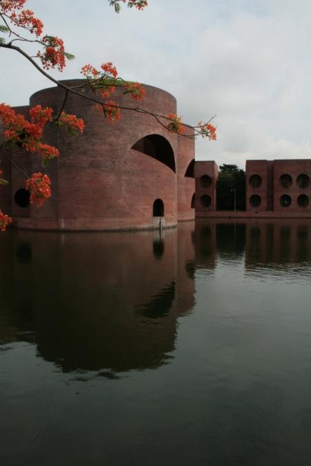 Louis Kahn, Parliament, Dhaka, Bangladesh