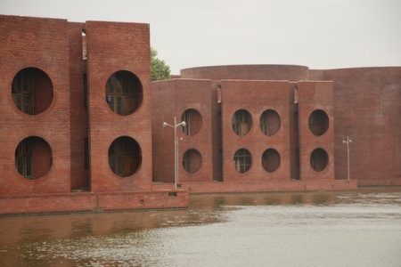 Louis Kahn, National Capital, Bangladesh