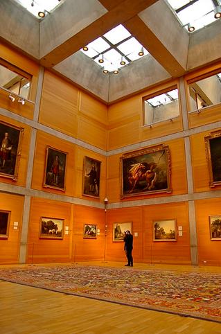 Louis Kahn,Yale Center For British Art