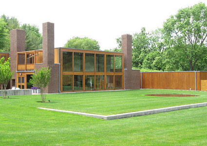 Louis Kahn, Korman House