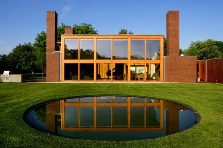 Louis Kahn, Fisher House
