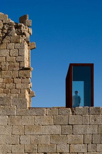 COMOCO arquitectos, Castelo Novo's Castle