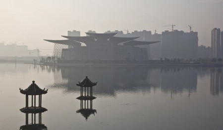 PES Architects - Wuxi Grand Theater