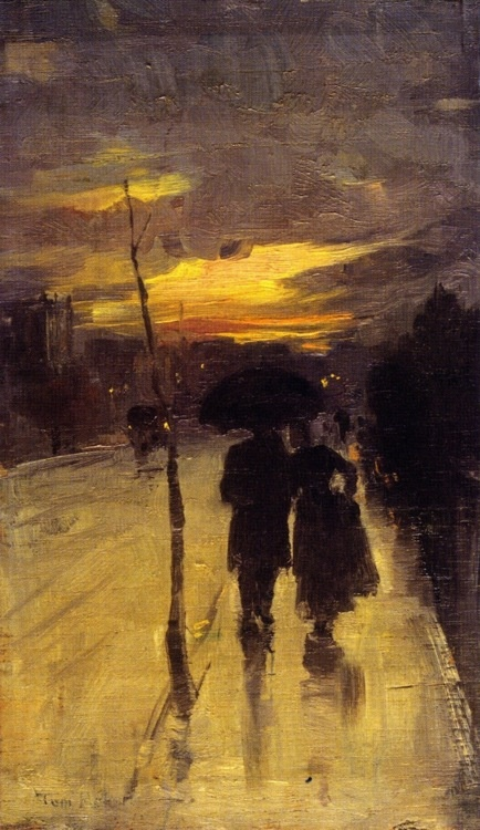 tom roberts - going home